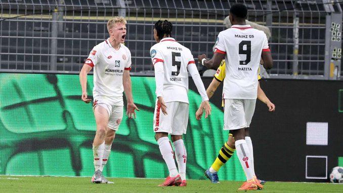 FuГџball-Bundesliga 2021/18 Scores