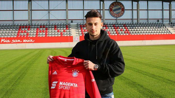Nicolas Kuhn Another Sneaky Good Signing For Bayern Bundesliga Fanatic